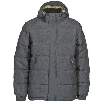 textil Herre Dynejakker Selected MELAN Grå