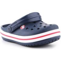 Sko Børn Træsko Crocs Crocband clog 204537-485 navy