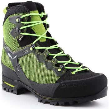 Sko Herre Vandresko Salewa Trekking shoes  Ms Raven 3 GTX 361343-0456 green