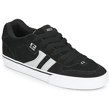 Sko Herre Lave sneakers Globe ENCORE-2 Sort