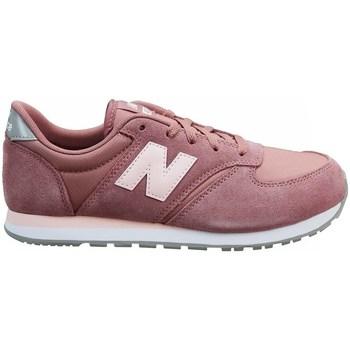 Sko Børn Lave sneakers New Balance YC420PP Bordeaux,Pink