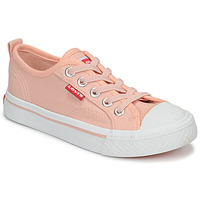 Sko Pige Lave sneakers Levi's MAUI Pink