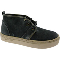 Sko Dame Høje sneakers Natural World NAW6151901ne nero