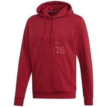 textil Herre Sweatshirts adidas Originals Must Haves Badge OF Sport Rød