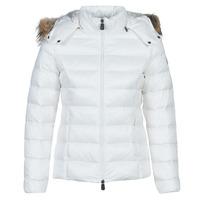 textil Dame Dynejakker JOTT LUXE Hvid