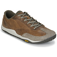 Sko Herre Lave sneakers Merrell TRAIL GLOVE 5 LTR Brun