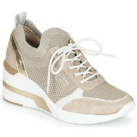 Sko Dame Lave sneakers Mustang 1303303-4 Beige