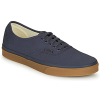 Sko Herre Lave sneakers Vans AUTHENTIC Marineblå