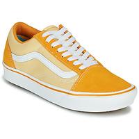 Sko Dame Lave sneakers Vans ComfyCush Old Skool Gul