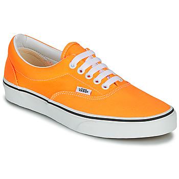 Sko Dame Lave sneakers Vans ERA NEON Orange