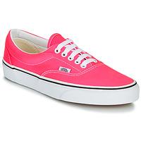 Sko Dame Lave sneakers Vans ERA NEON Pink