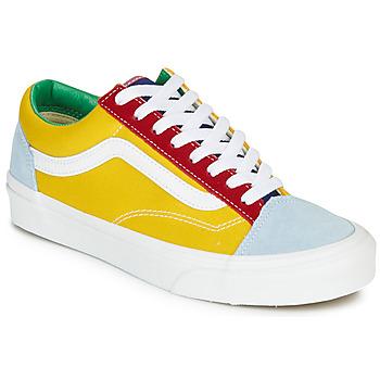 Sko Lave sneakers Vans STYLE 36 Flerfarvet