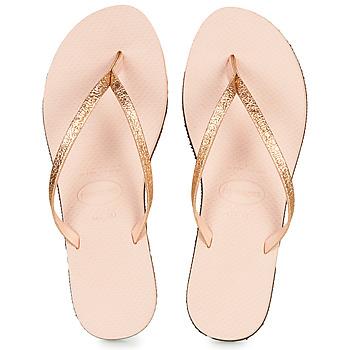 Sko Dame klipklapper  Havaianas YOU SHINE Pink