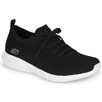 Sko Dame Fitness / Trainer Skechers ULTRA FLEX Sort