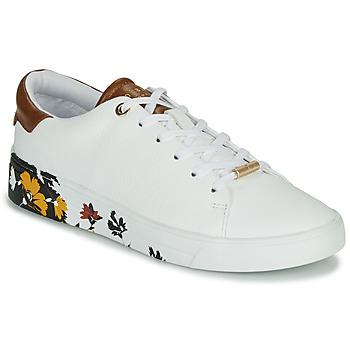 Sko Dame Lave sneakers Ted Baker WENIL Hvid