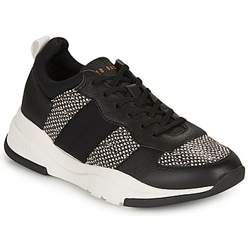 Sko Dame Lave sneakers Ted Baker WEVERDS Sort