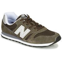 Sko Lave sneakers New Balance 373 Kaki