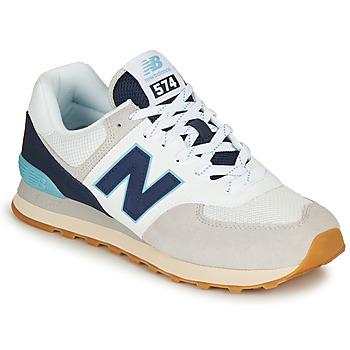 Sko Herre Lave sneakers New Balance 574 Grå / Navy