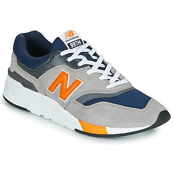 Sko Herre Lave sneakers New Balance CM997HEX Navy / Grå / Orange