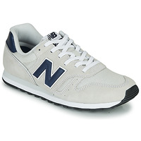 Sko Lave sneakers New Balance 373 Beige / Marineblå