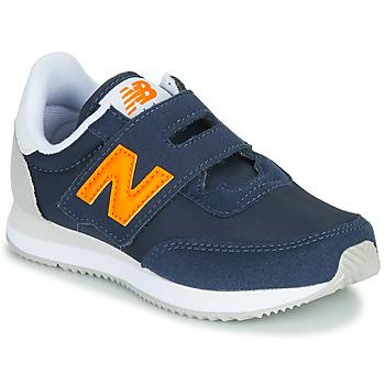 Sko Børn Lave sneakers New Balance 720 Navy / Gul