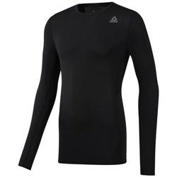 textil Herre Sweatshirts Reebok Sport Wor Compression Sort