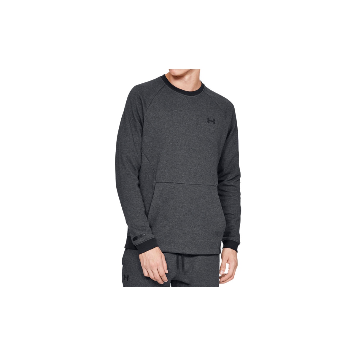 Sweatshirts Under Armour  Unstoppable 2X Knit Crew 1329712-001