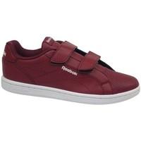 Sko Børn Lave sneakers Reebok Sport Royal Complete Cln Bordeaux
