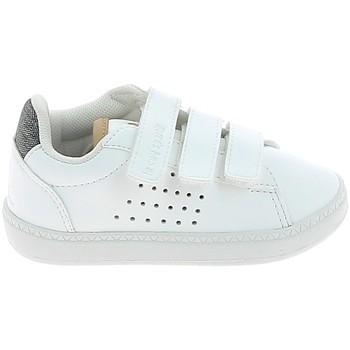 Sko Lave sneakers Le Coq Sportif Courtstar BB Blanc Hvid
