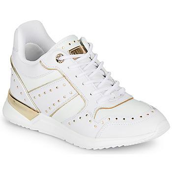 Sko Dame Lave sneakers Guess FL5REJ-ELE12-WHITE Hvid