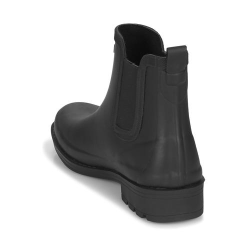 CARVILLE  Aigle  gummistøvler  dame  sort nYrL8