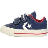 Sko Dreng Lave sneakers Converse 762767C Blue