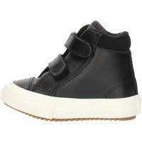 Sko Dreng Høje sneakers Converse 76198 Black