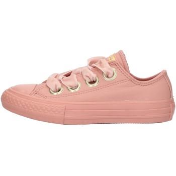Sko Pige Lave sneakers Converse 661878 Pink