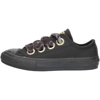Sko Pige Lave sneakers Converse 661878 Black
