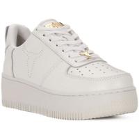 Sko Dame Lave sneakers Windsor Smith RACERR WHITE Bianco