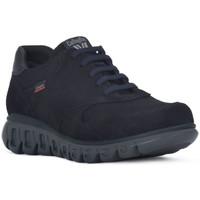 Sko Herre Lave sneakers CallagHan BALI MARINO Blu