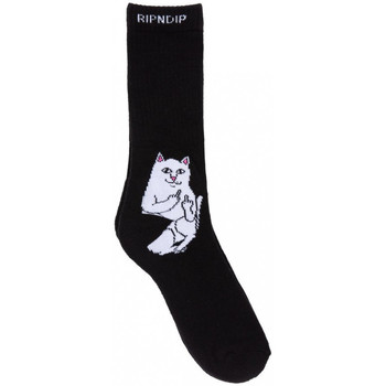 Accessories Herre Strømper Ripndip Lord nermal socks Sort