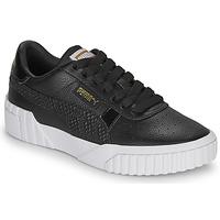 Sko Dame Lave sneakers Puma CALI Sort