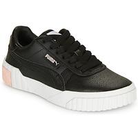 Sko Pige Lave sneakers Puma CALI Sort