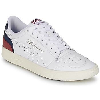 Sko Herre Lave sneakers Puma RALPH SAMPSON Hvid / Marineblå / Bordeaux