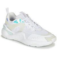 Sko Dame Lave sneakers Puma RISE Glow Hvid