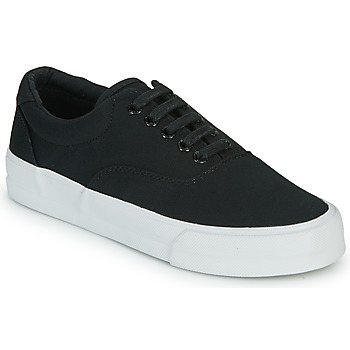 Sko Dame Lave sneakers Superdry CLASSIC LACE UP TRAINER Sort