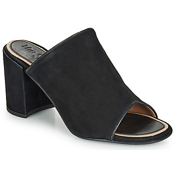 Sko Dame Tøfler Superdry EDIT MULE Sort