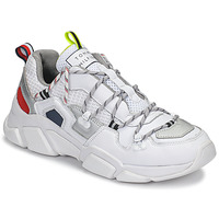 Sko Dame Lave sneakers Tommy Hilfiger CITY VOYAGER CHUNKY SNEAKER Hvid