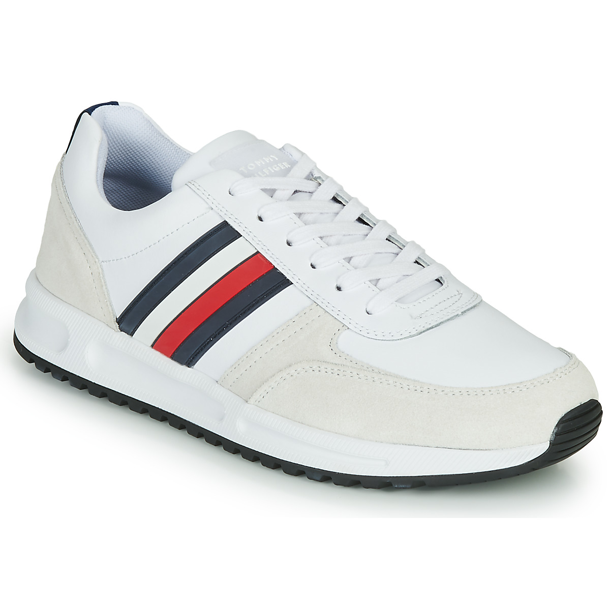 Sneakers Tommy Hilfiger  MODERN CORPORATE LEATHER RUNNER