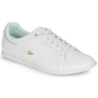 Sko Dame Lave sneakers Lacoste REY LACE 120 1 CFA Hvid / Guld