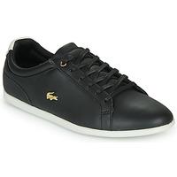 Sko Dame Lave sneakers Lacoste REY LACE 120 1 CFA Sort / Hvid