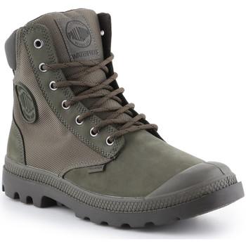 Sko Høje sneakers Palladium Pampa Sport Cuff WPN 73234-309-M green