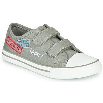 Sko Dreng Lave sneakers Chicco COCOS Grå